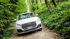 Audi Q2 in offroad