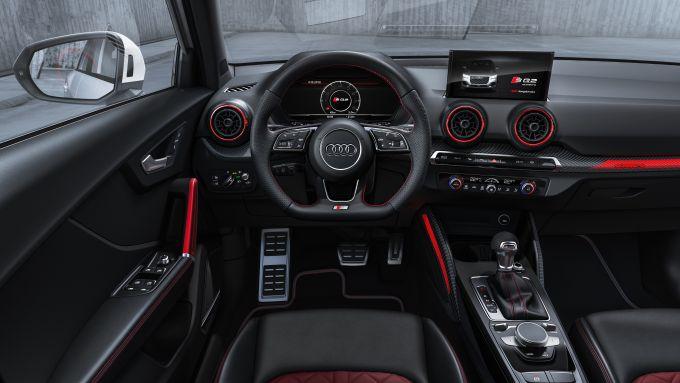 Audi Q2, interni hi-tech