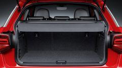 Audi Q2: la capacità di carico varia da un minimo di 405 a un massimo di 1.050 litri
