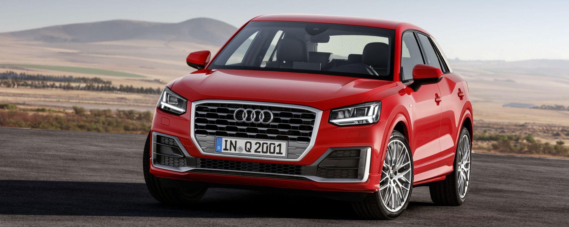 Audi: gli investimenti per il futuro