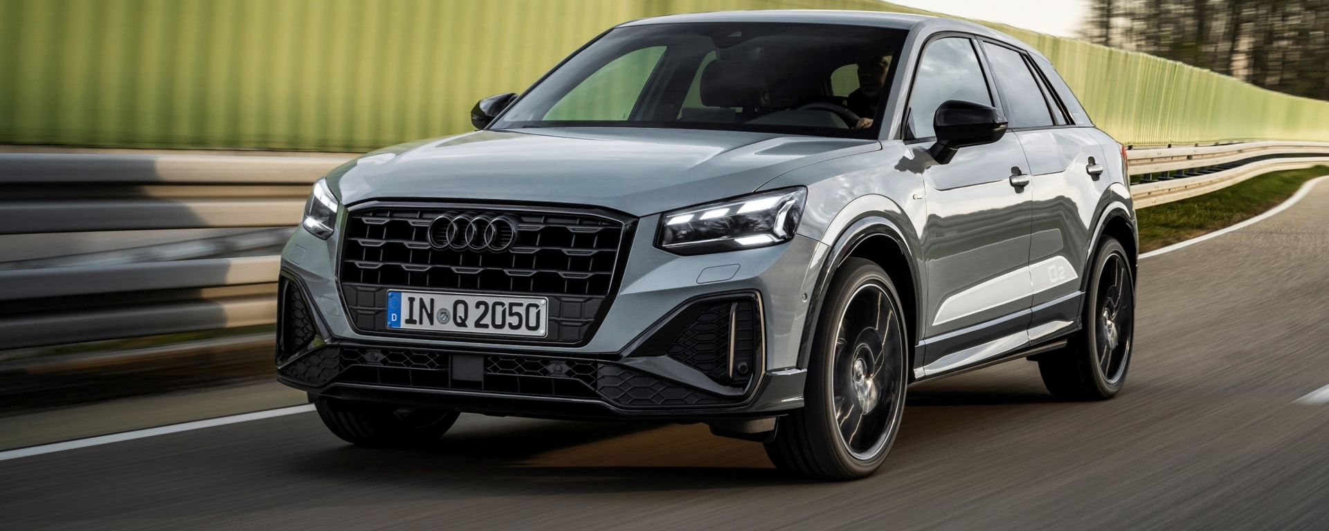 Audi Q2: nuovi motori turbodiesel