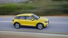 Audi Q2: prova, dotazioni e prezzi. Guarda il video - Immagine: 1