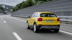 Audi Q2: prova, dotazioni e prezzi. Guarda il video - Immagine: 9