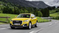 Audi Q2: prova, dotazioni e prezzi. Guarda il video - Immagine: 11