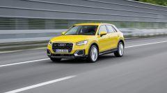 Audi Q2: prova, dotazioni e prezzi. Guarda il video - Immagine: 12