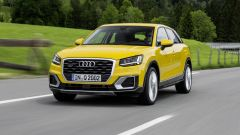 Audi Q2: prova, dotazioni e prezzi. Guarda il video - Immagine: 13