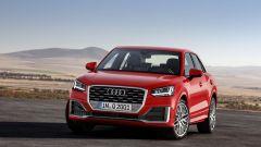 Audi Q2: prova, dotazioni e prezzi. Guarda il video - Immagine: 14