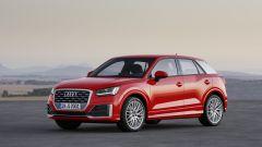 Audi Q2: prova, dotazioni e prezzi. Guarda il video - Immagine: 15