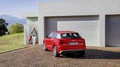 Audi Q2: prova, dotazioni e prezzi. Guarda il video - Immagine: 17
