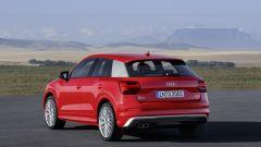 Audi Q2: prova, dotazioni e prezzi. Guarda il video - Immagine: 18