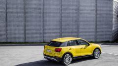 Audi Q2: prova, dotazioni e prezzi. Guarda il video - Immagine: 19