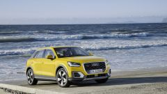 Audi Q2: prova, dotazioni e prezzi. Guarda il video - Immagine: 21