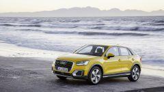 Audi Q2: prova, dotazioni e prezzi. Guarda il video - Immagine: 22