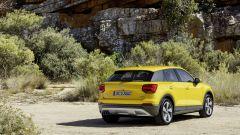 Audi Q2: prova, dotazioni e prezzi. Guarda il video - Immagine: 24