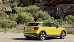 Audi Q2: prova, dotazioni e prezzi. Guarda il video - Immagine: 25