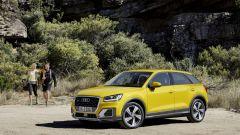Audi Q2: prova, dotazioni e prezzi. Guarda il video - Immagine: 26