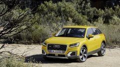 Audi Q2: prova, dotazioni e prezzi. Guarda il video - Immagine: 27