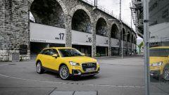 Audi Q2: prova, dotazioni e prezzi. Guarda il video - Immagine: 28