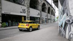 Audi Q2: prova, dotazioni e prezzi. Guarda il video - Immagine: 29