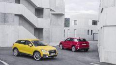 Audi Q2: prova, dotazioni e prezzi. Guarda il video - Immagine: 30