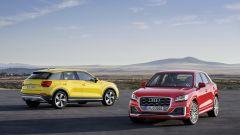 Audi Q2: prova, dotazioni e prezzi. Guarda il video - Immagine: 31