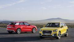 Audi Q2: prova, dotazioni e prezzi. Guarda il video - Immagine: 32