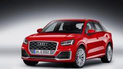 Audi Q2: prova, dotazioni e prezzi. Guarda il video - Immagine: 38