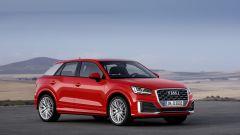 Audi Q2: prova, dotazioni e prezzi. Guarda il video - Immagine: 40