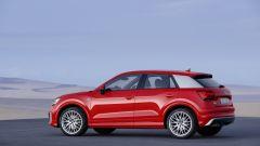 Audi Q2: prova, dotazioni e prezzi. Guarda il video - Immagine: 41