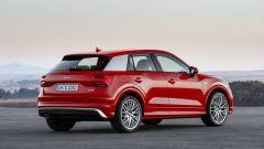 Audi Q2: prova, dotazioni e prezzi. Guarda il video - Immagine: 42