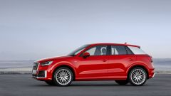 Audi Q2: prova, dotazioni e prezzi. Guarda il video - Immagine: 43