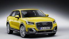 Audi Q2: prova, dotazioni e prezzi. Guarda il video - Immagine: 44