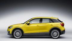 Audi Q2: prova, dotazioni e prezzi. Guarda il video - Immagine: 47