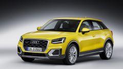Audi Q2: prova, dotazioni e prezzi. Guarda il video - Immagine: 48