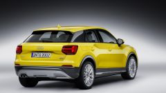 Audi Q2: prova, dotazioni e prezzi. Guarda il video - Immagine: 49