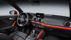 Audi Q2: prova, dotazioni e prezzi. Guarda il video - Immagine: 51