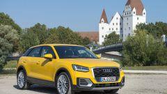 Audi Q2: prova, dotazioni e prezzi. Guarda il video - Immagine: 61