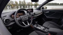 Audi Q2 restyling 2021: interni, la plancia