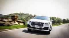 Audi Q2 su strada