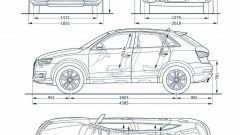 Audi Q3 - Immagine: 3