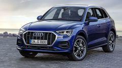 Audi Q3 2018: debutto il 25 luglio - Immagine: 2