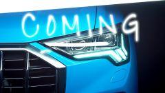 Nuova Audi Q3, debutto il 25 luglio