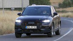 Audi Q3 2018, le foto a nudo