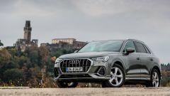 Audi Q3 2018: la prova su strada del SUV palestrato [VIDEO] - Immagine: 3