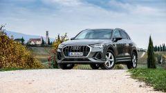 Audi Q3 2018: la prova su strada del SUV palestrato [VIDEO] - Immagine: 4