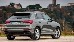 Audi Q3 2018: la prova su strada del SUV palestrato [VIDEO] - Immagine: 5