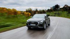 Audi Q3 2018: la prova su strada del SUV palestrato [VIDEO] - Immagine: 8