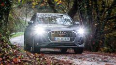 Audi Q3 2018: la prova su strada del SUV palestrato [VIDEO] - Immagine: 11