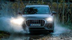 Audi Q3 2018: la prova su strada del SUV palestrato [VIDEO] - Immagine: 13