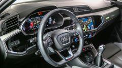 Audi Q3 2018: la prova su strada del SUV palestrato [VIDEO] - Immagine: 17